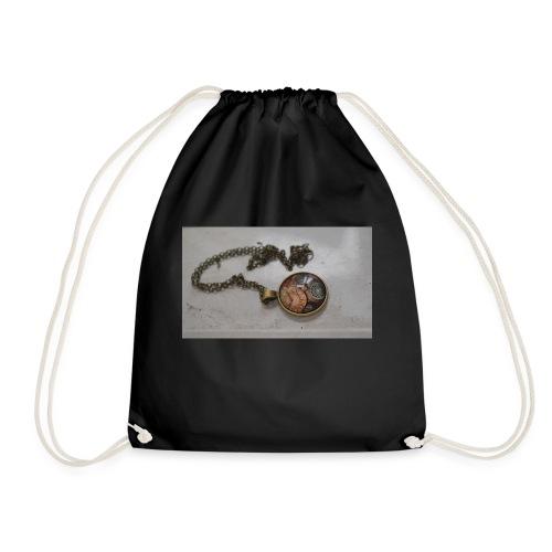 steampunk_collar - Mochila saco