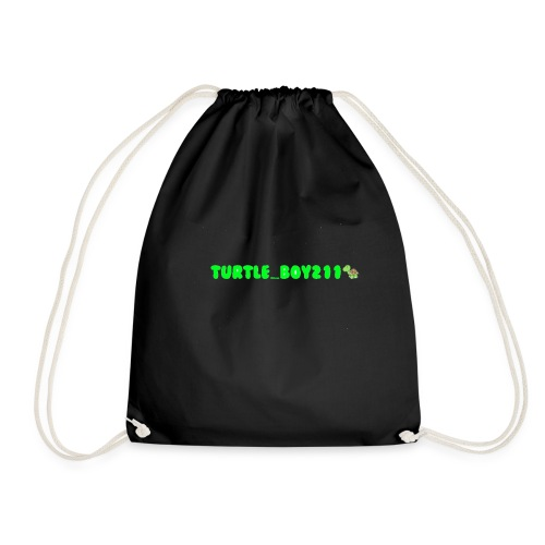 Turtle_Boy211 - Drawstring Bag