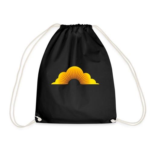 sunny cloud - Turnbeutel