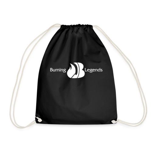 Burning Legends - White - Turnbeutel