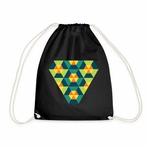 Triangular Geometry - Sportstaske