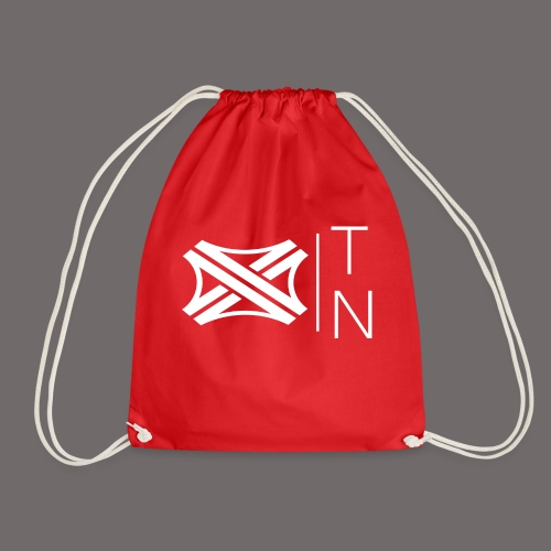Tregion logo Small - Drawstring Bag
