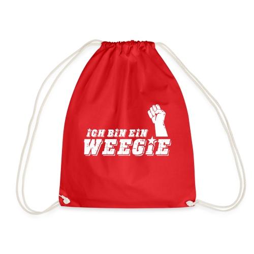 Ich Bin Ein Weegie - Drawstring Bag