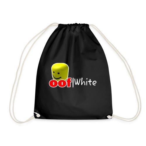 Oof White jpg - Turnbeutel