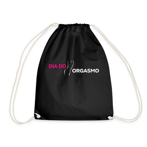 DIA DO ORGASMO - Drawstring Bag