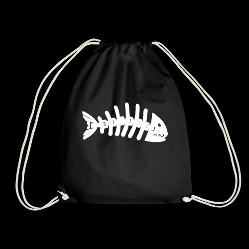 Kun fiske logo - Gymbag