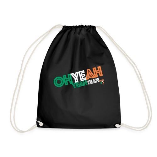BazzlarOhYeah - Drawstring Bag