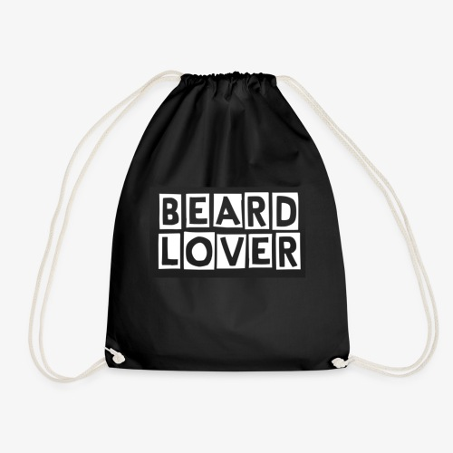 BEARD LOVER - Gymnastikpåse