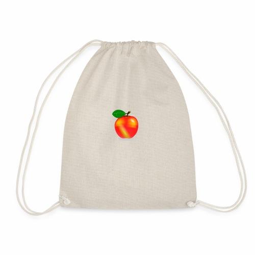 Apfel - Turnbeutel