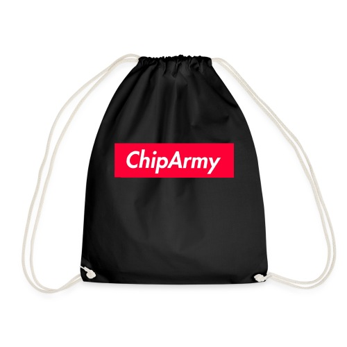 Chip Army - Drawstring Bag