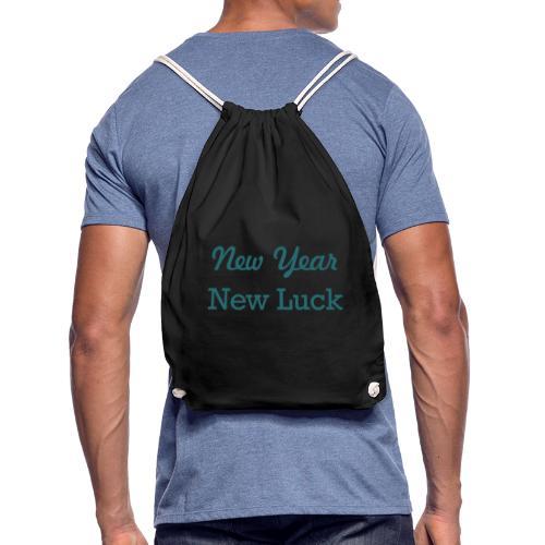 New Year New Luck - Turnbeutel