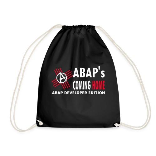 ABAPsComingHome - Turnbeutel