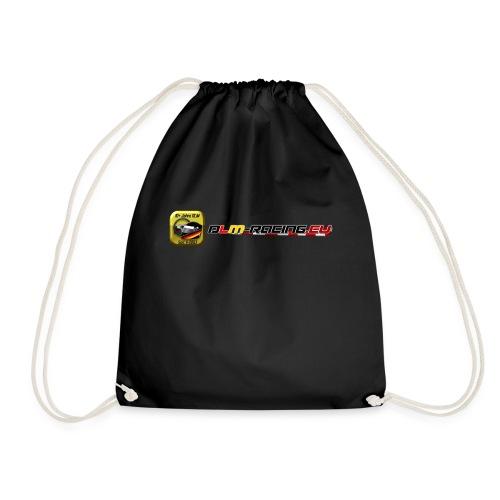 DLM-Racing-eu Logo+URL - Turnbeutel