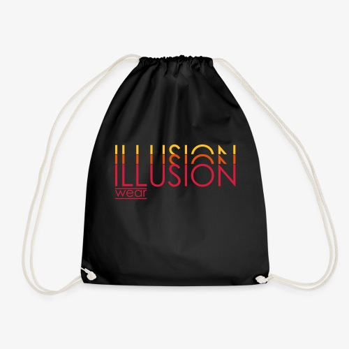 Illusion Wear Advanced Red - Turnbeutel