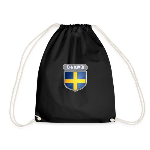 John Oliwer Sverige Sköld - Gymnastikpåse