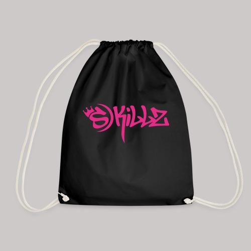 S Killz pink - Turnbeutel