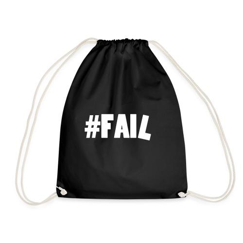 FAIL / White - Sac de sport léger