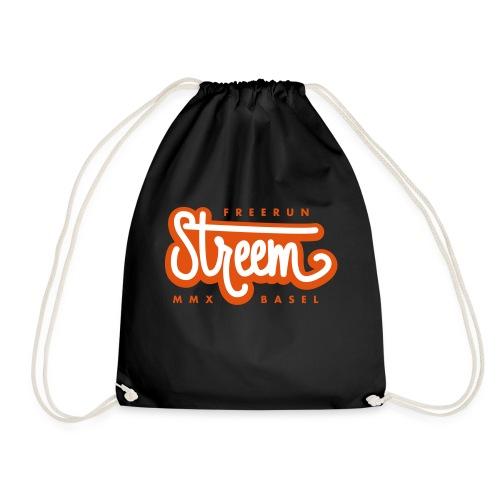 StreemFreerun Classic Logo - Turnbeutel