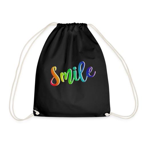 smile - Mochila saco