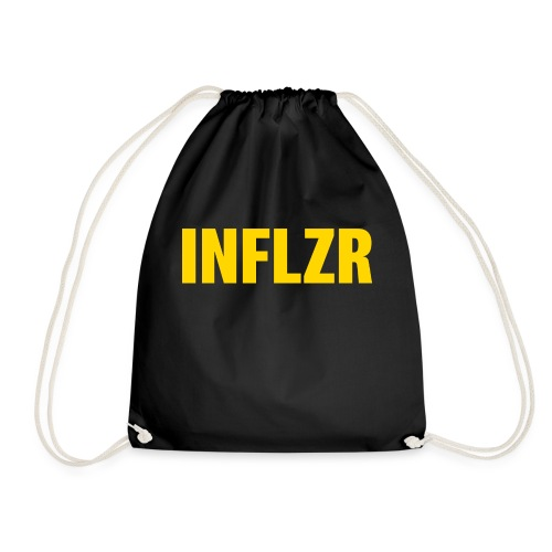 INFLZR yellow - Turnbeutel