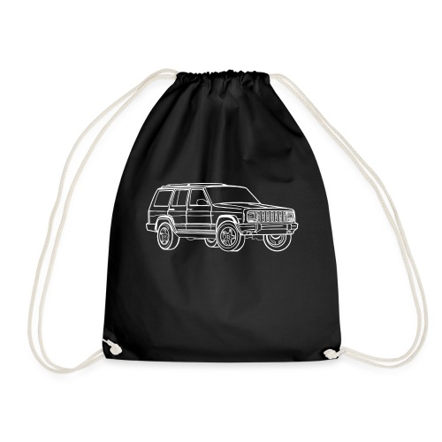 Jeep Cherokee - Sac de sport léger