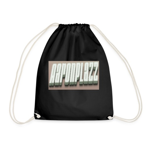 Aaronplazz - Drawstring Bag
