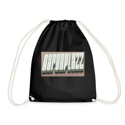 Aaronplazz - Drawstring Bag