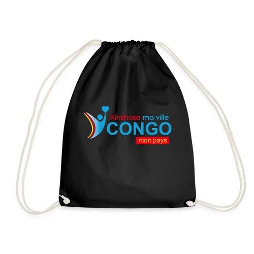 Kinshasa ma ville Congo mon pays - Sac de sport léger