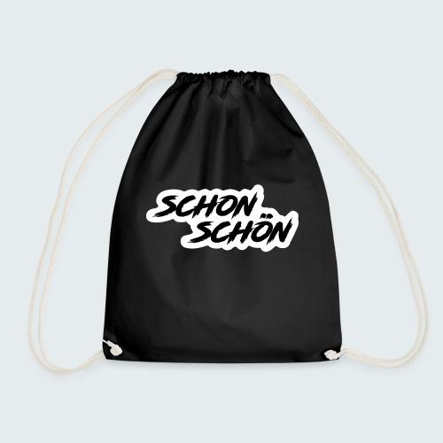 Schon Schön - Turnbeutel