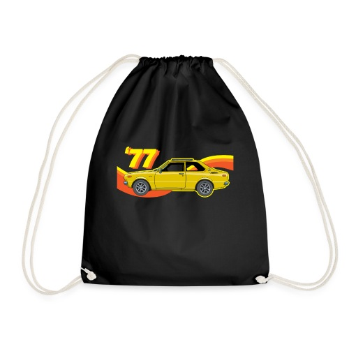 Kurt's Classic '70s Ride - Drawstring Bag