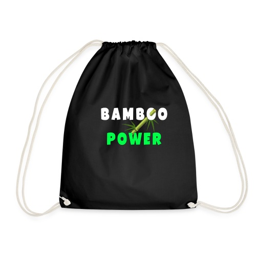 Bamboo Power T-shirt - Gymtas