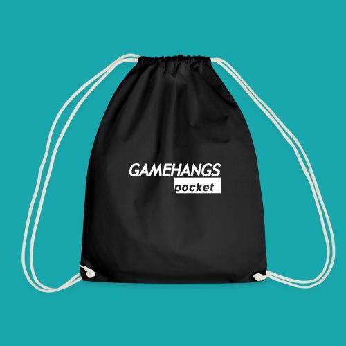 GameHangs Pocket Snapback - Drawstring Bag