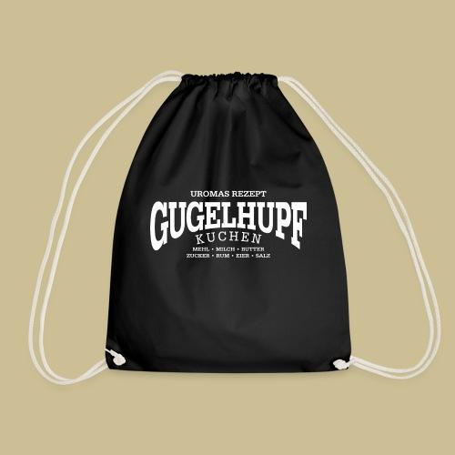 Gugelhupf (white) - Turnbeutel