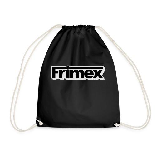 Frimex_Logo_Weiss - Turnbeutel