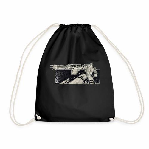 PAINT WARS - Drawstring Bag