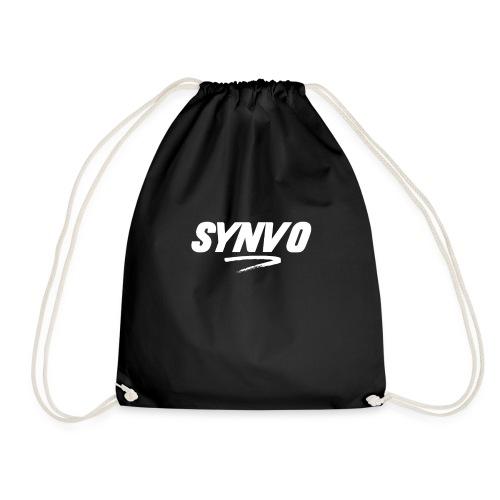 Black Synvo Designs - Drawstring Bag