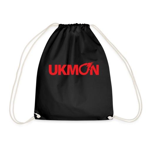 UKMON logo - Drawstring Bag