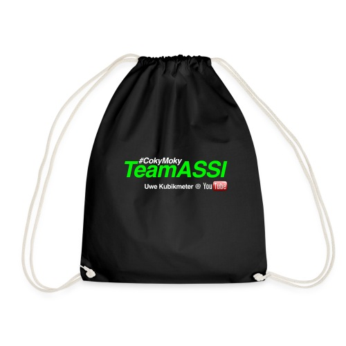 Team Assi - Turnbeutel