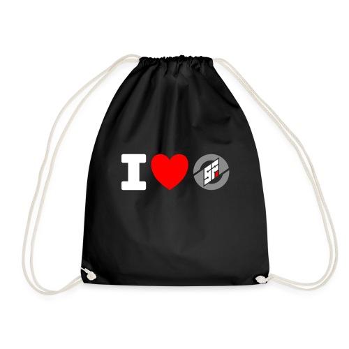 I <3 SF - Drawstring Bag