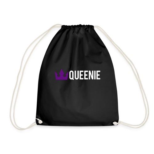 Queenie Logo - Drawstring Bag