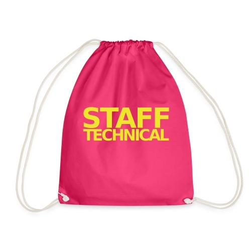 STAFF - Drawstring Bag
