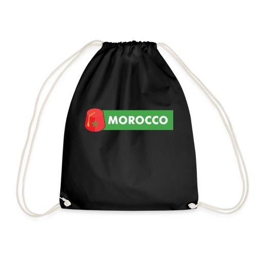 morocco, Maroc, tarbouch marocain - Sac de sport léger