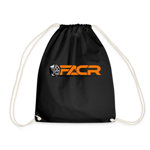 FACR Wheel - Drawstring Bag