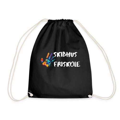 Skibhus Friskole - Sportstaske