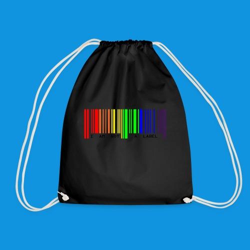 Not a Label - Drawstring Bag
