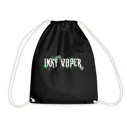 Inky Vaper Hoodie - Drawstring Bag