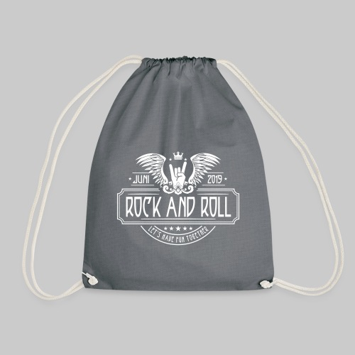 Rock and Roll - Turnbeutel