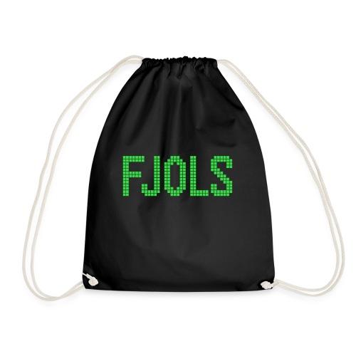FJOLS Grøn - Sportstaske