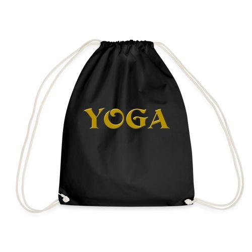 Yoga - Turnbeutel