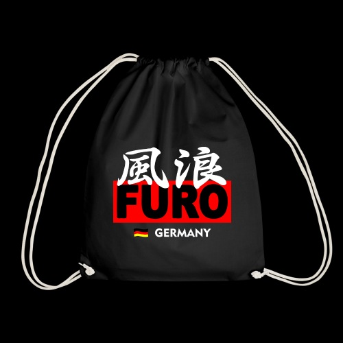 FURO Karate Germany - Zubehör - Turnbeutel